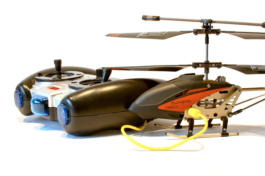 ACME Zoopa 150 RTF 2,4 GHz RC Helikopter (Air Ace AA0170)