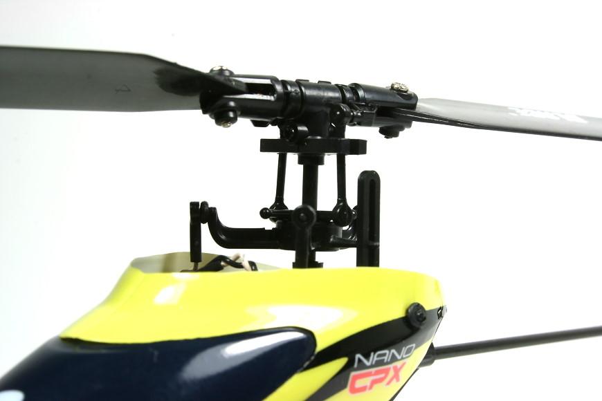 Blade Nano CPX BNF - Rotorkopf