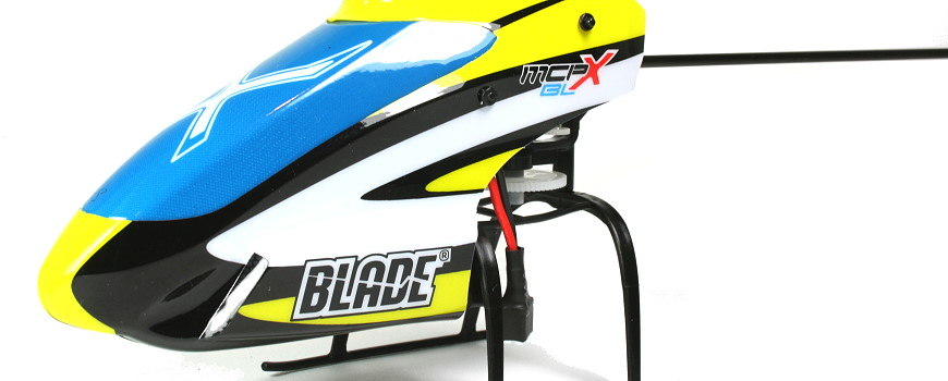 Blade mCPX BL BNF (Brushless)