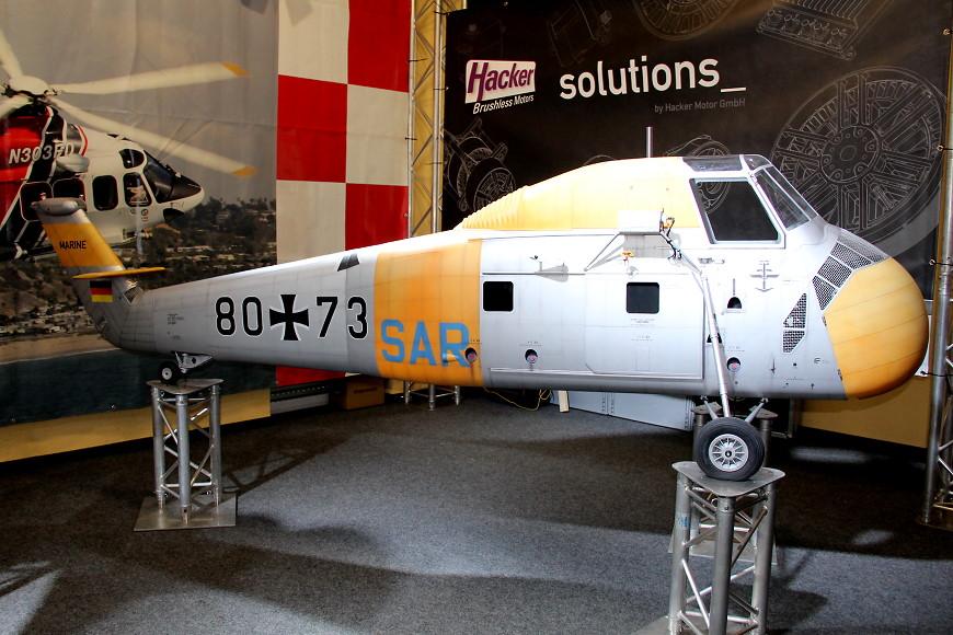 ROTOR live 2019: Sikorsky H-34G