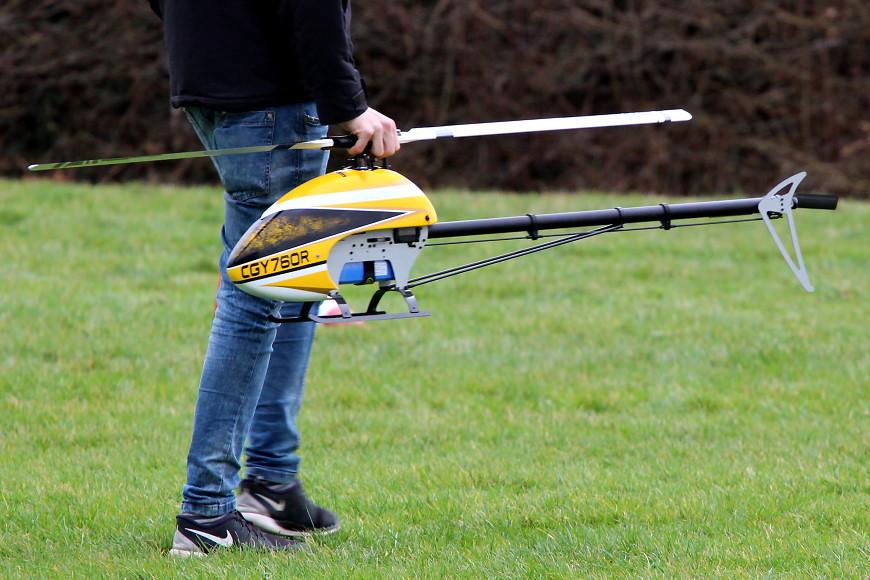 ROTOR live 2019: Minicopter Diabolo
