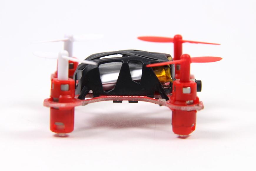 S-IDEE 01163 S-Nano Quadcopter (V282) - Seitenansicht